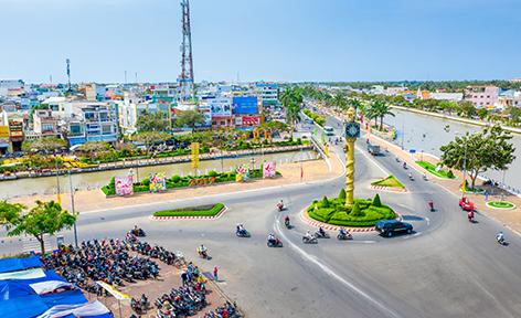 Thêm một khu đô thị 2.000 tỷ đồng tại Hậu Giang tìm chủ đầu tư - Ảnh 1.