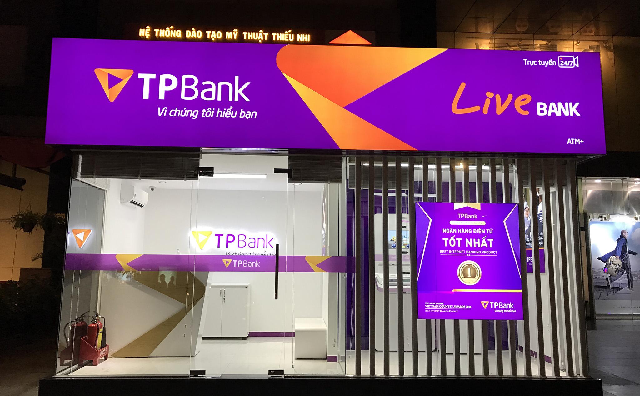 TPBank chuẩn bị bán hơn 40 triệu cổ phiếu quỹ - Ảnh 1.