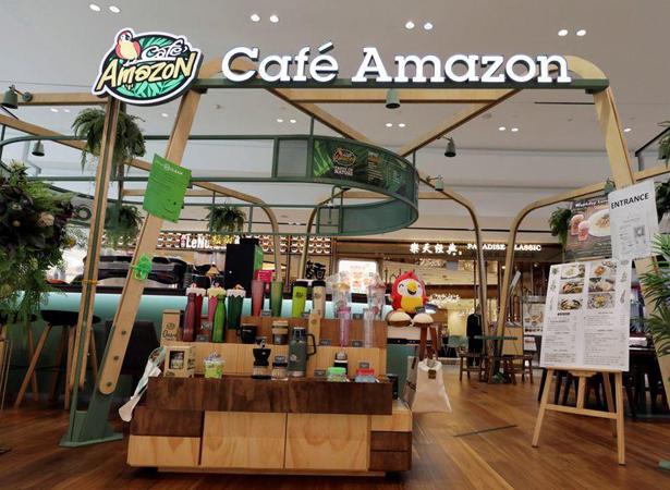 Tham vọng lớn của chuỗi cà phê mới xuất hiện ở Việt Nam Cafe Amazon - Ảnh 1.