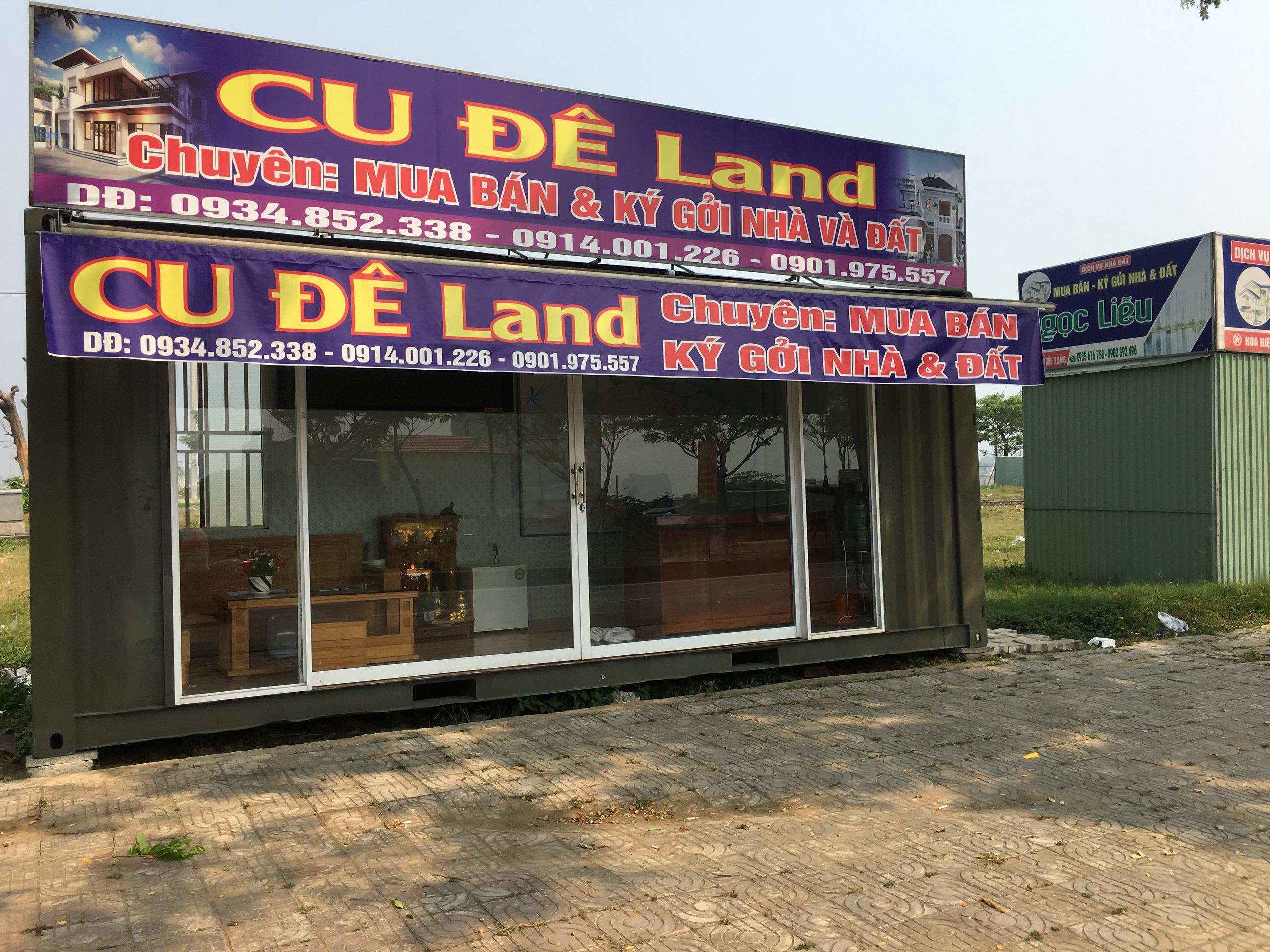 Sốt đất khắp nơi, môi giới Đà Nẵng dựng hàng loạt ki ốt ngay trung tâm để kinh doanh - Ảnh 5.