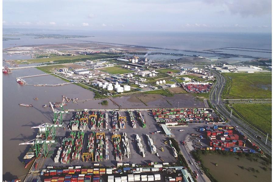 Hải Phòng: Các doanh nghiệp thuộc KKT, KCN thu hơn 100.000 tỷ đồng trong quý I/2021 - Ảnh 1.