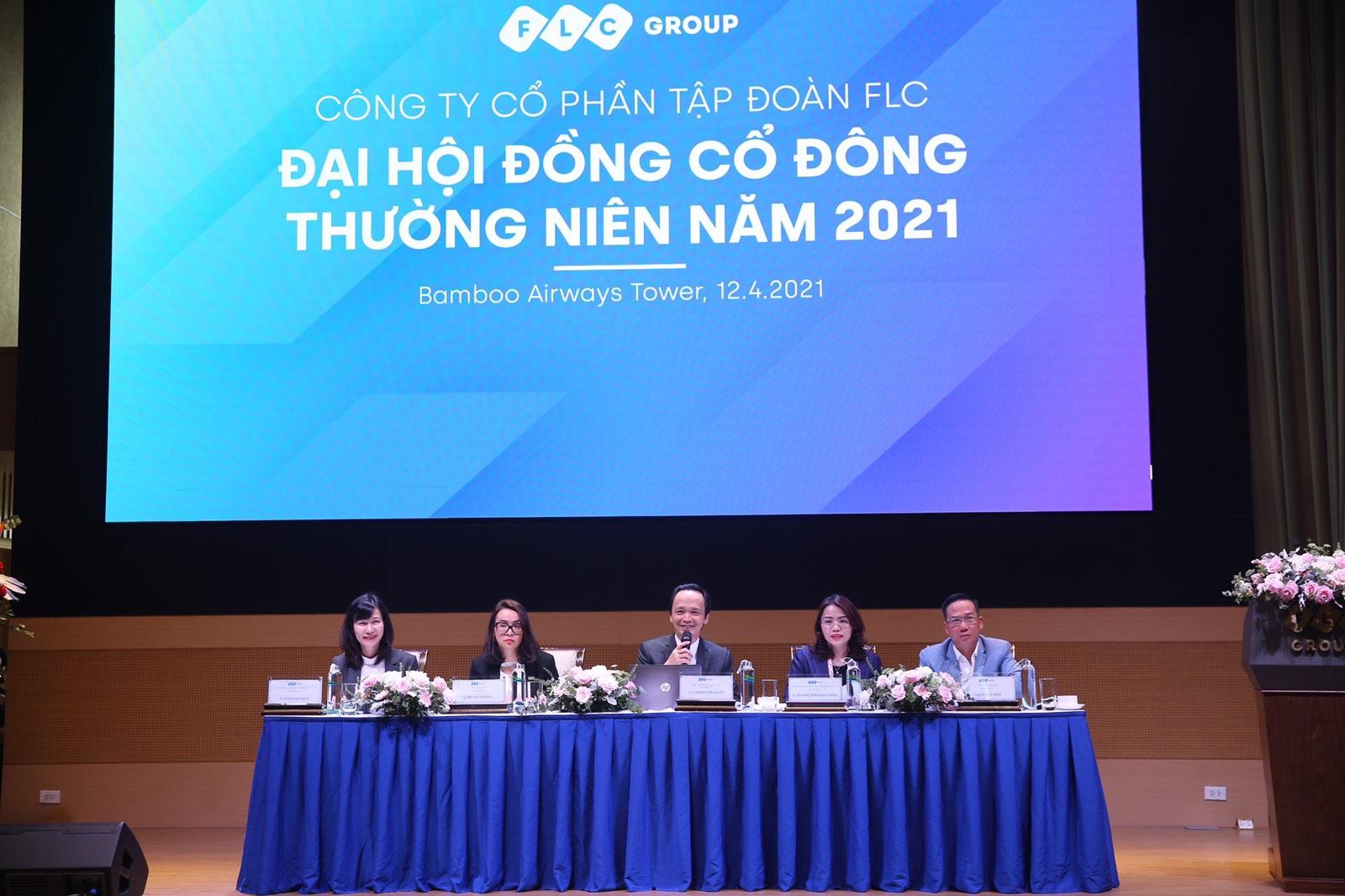 Ông Trịnh Văn Quyết tặng quà cho cổ đông FLC: Mua càng nhiều cổ phiếu thì quà càng to, tối đa 100 triệu đồng - Ảnh 1.