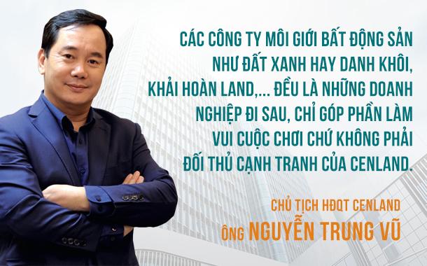 CenLand so với các doanh nghiệp cùng mảng môi giới, Đất Xanh, Hưng Thịnh, Danh Khôi, Khải Hoàn Land - Ảnh 1.