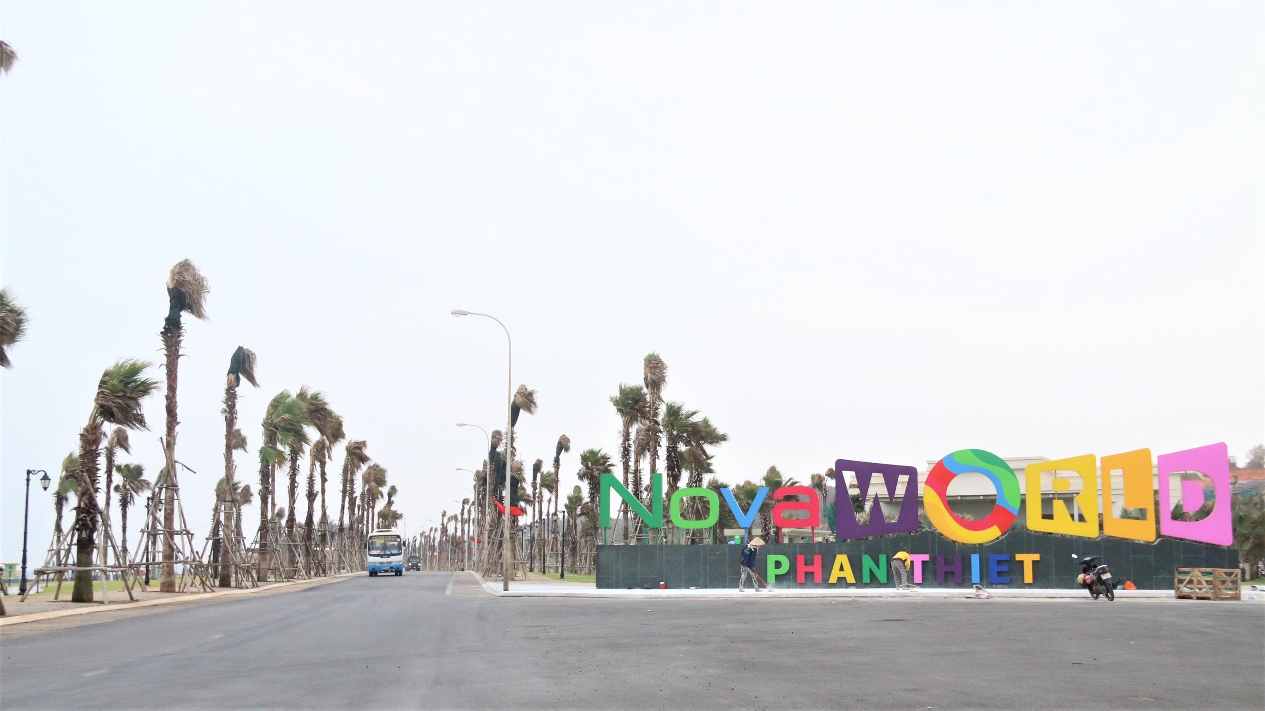 Cận cảnh tuyến đường ven biển ĐT.719 đoạn Phan Thiết - Kê Gà - Ảnh 10.