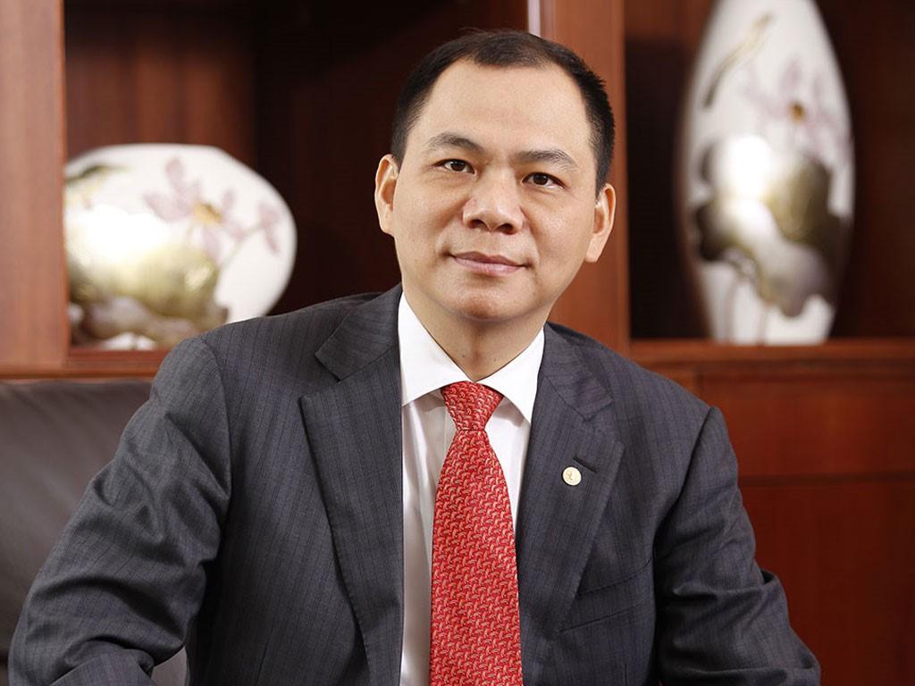Ông Phạm Nhật Vượng sẽ lọt top 50 tỷ phú giàu nhất thế giới nếu VinFast định giá thành công 50 tỷ USD - Ảnh 1.
