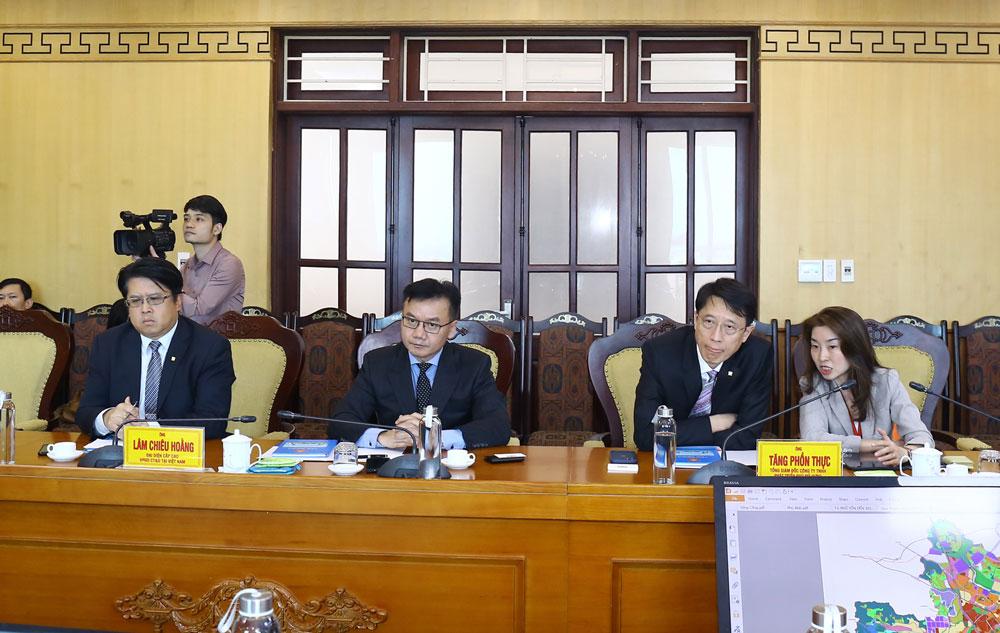 Thái Nguyên muốn Phú Mỹ Hưng đầu tư vào Khu du lịch hồ Núi Cốc - Ảnh 1.