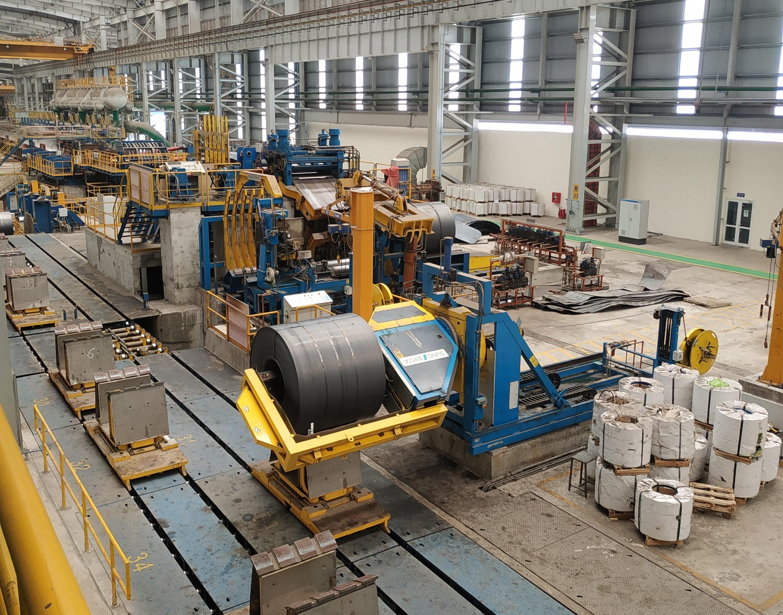 Hòa Phát sẽ khởi công nhà máy vỏ container trong tháng 6 - Ảnh 1.