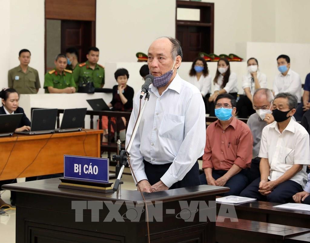 Xét xử vụ Gang thép Thái Nguyên: Nguyên Tổng Giám đốc TISCO bị đề nghị từ 10-11 năm tù - Ảnh 1.