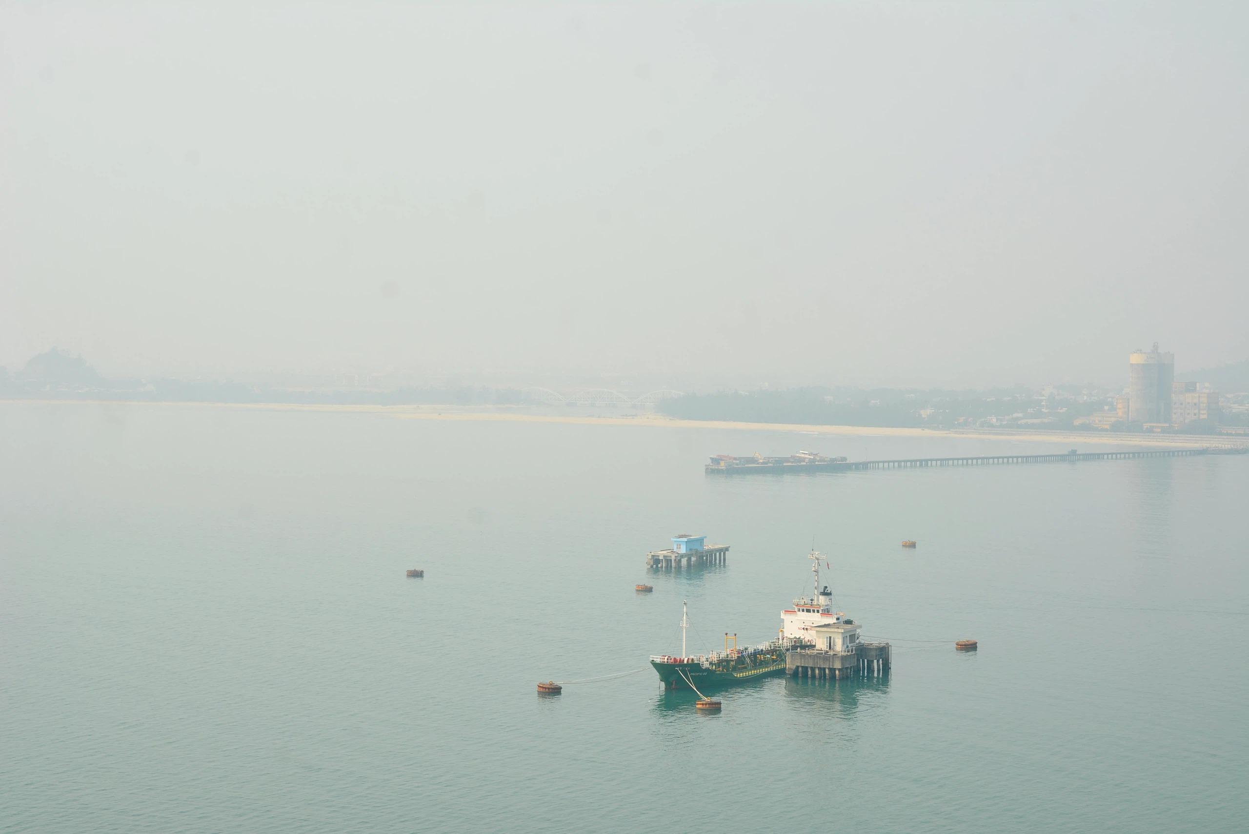 Chủ tịch Đà Nẵng muốn nhà đầu tư Nhật tham gia đầu tư dự án Bến cảng Liên Chiểu - Ảnh 2.