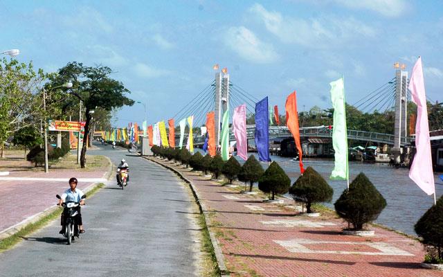 Cà Mau tìm chủ cho khu đô thị thị trấn Cái Nước gần 600 tỷ đồng - Ảnh 1.