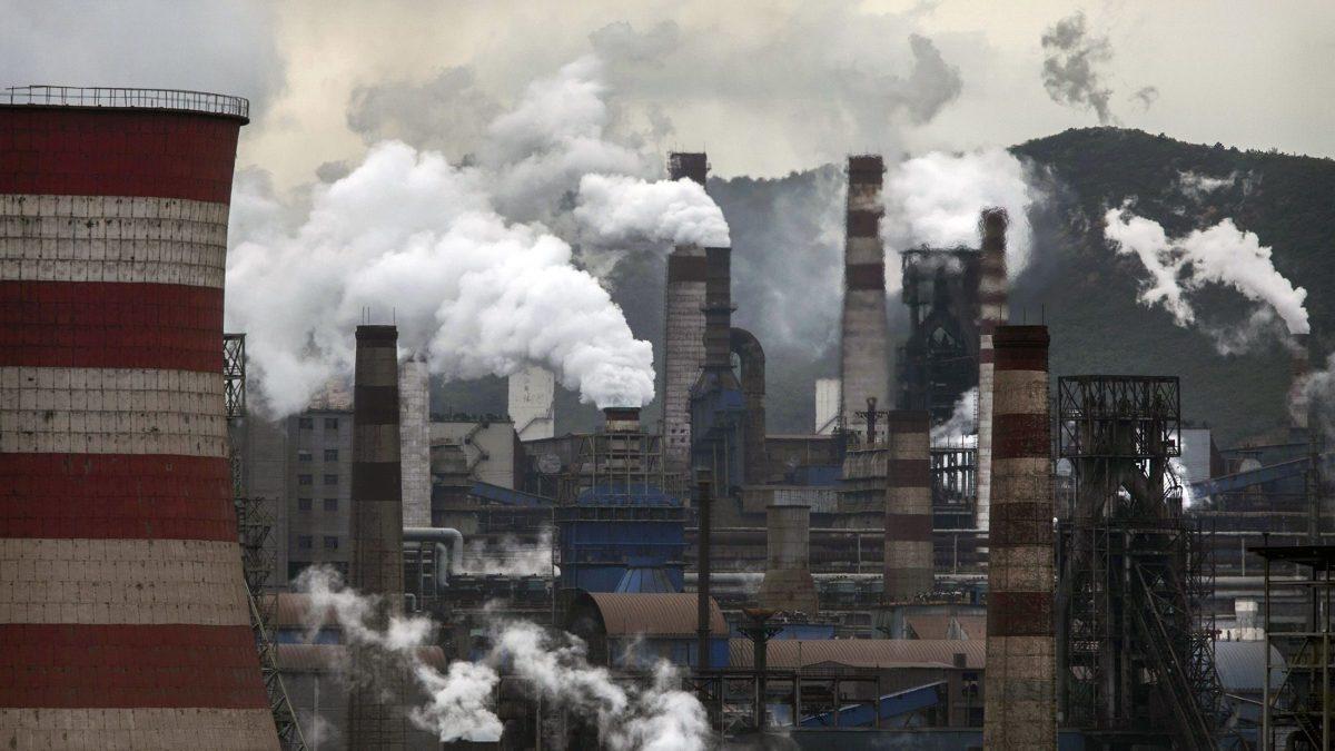 Câu đố không có lời giải cho Trung Quốc: Chấp nhận lạm phát hoặc ô nhiễm do luyện thép - Ảnh 3.
