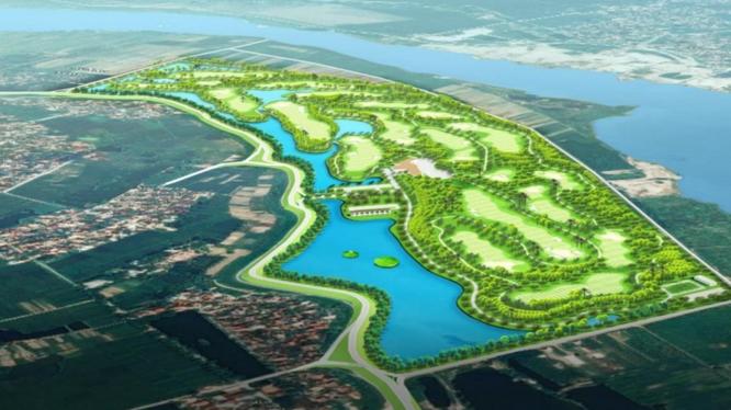 Hudland đầu tư vào Hải Dương, dự án sân golf Thuận Thành của chưa rõ ngày tái khởi động - Ảnh 1.