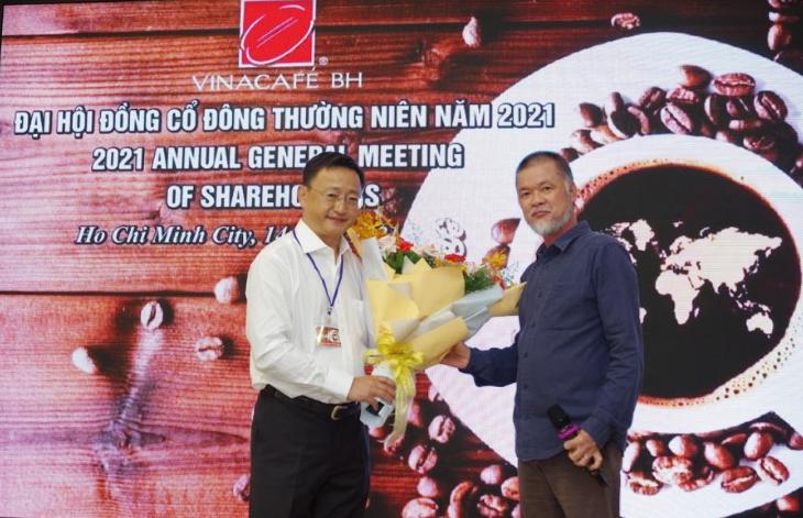 Vinacafé Biên Hòa có tân tổng giám đốc - Ảnh 1.