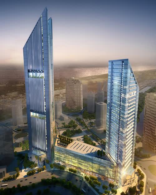 'Đã có 29 nhà đầu tư quan tâm tới dự án VietinBank Tower' - Ảnh 1.