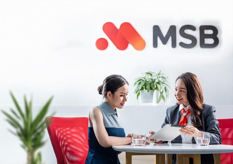 Lãi suất ngân hàng MSB tháng 4/2021 cao nhất là 7%/năm - Ảnh 1.