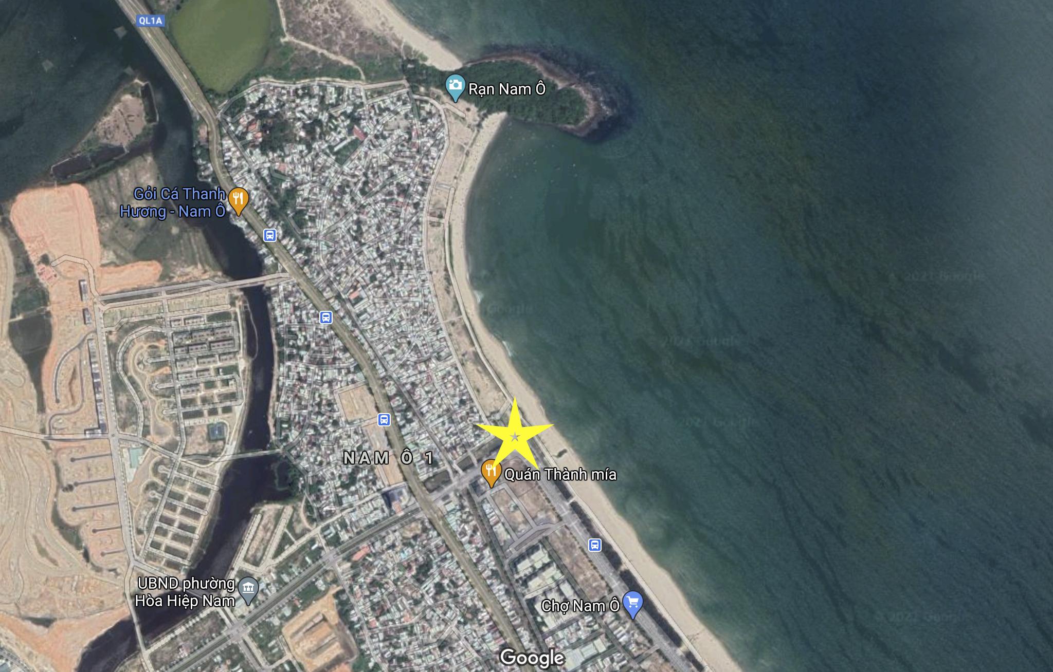 Tập đoàn Trung Thủy nói gì việc Đà Nẵng nghiên cứu làm đường xuyên dự án Khu du lịch Nam Ô đến cảng Liên Chiểu? - Ảnh 2.