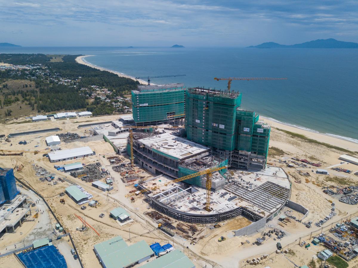 Cận cảnh dự án khu du lịch 4 tỷ USD có casino lớn nhất Quảng Nam - Ảnh 4.