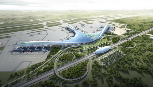 Dự kiến đầu năm 2022 khởi công nhà ga hành khách sân bay Long Thành  - Ảnh 1.