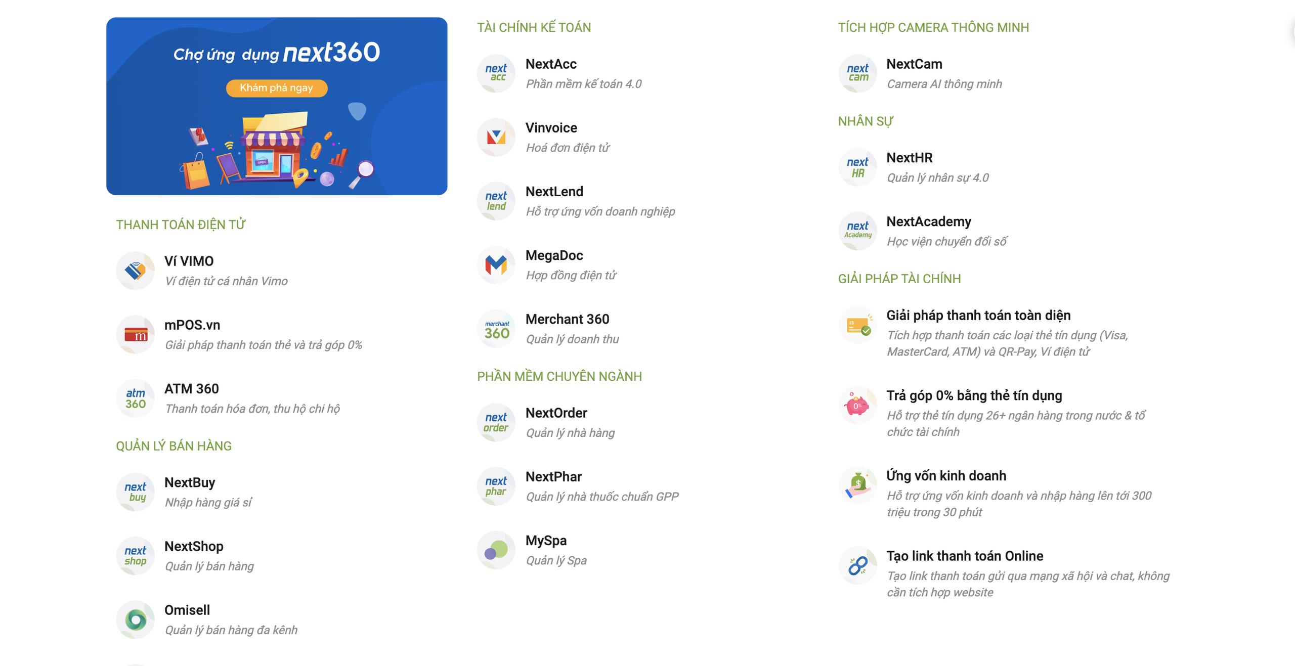 Hệ sinh thái Next360.vn ra mắt, hỗ trợ chuyển đổi số doanh nghiệp - Ảnh 1.