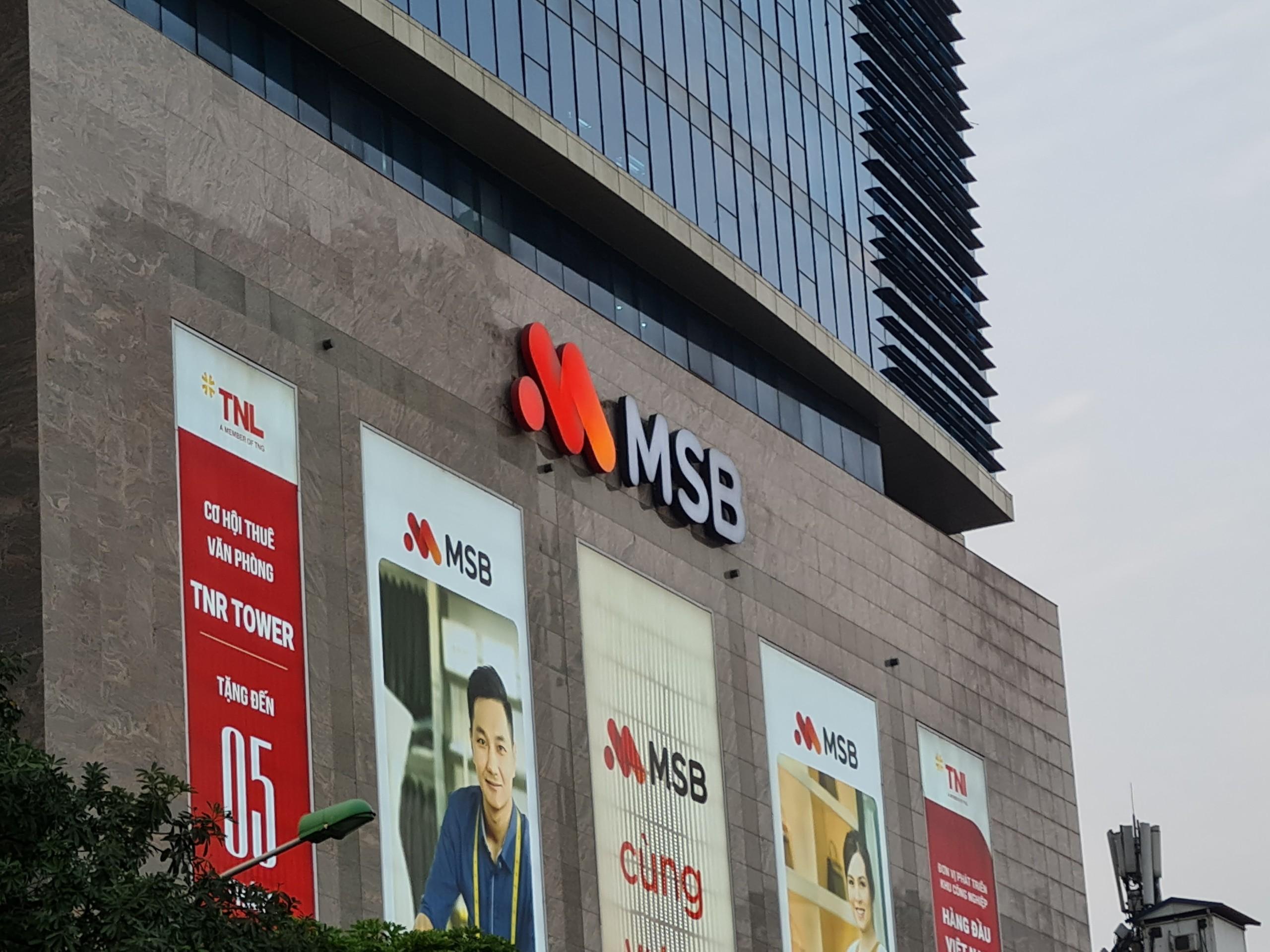 DATC đã thoái gần hết vốn tại MSB sau gần 2 năm - Ảnh 1.