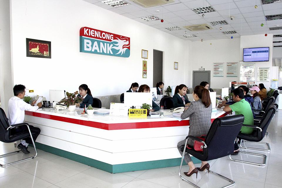Kienlongbank đã xử lý xong số cổ phiếu STB, báo lãi quý I gần hoàn thành cả năm - Ảnh 1.