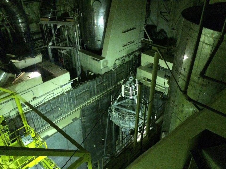 Nhà máy điện hạt nhân duy nhất ở Đông Nam Á: Gã khổng lồ say giấc suốt 35 năm - Ảnh 5.