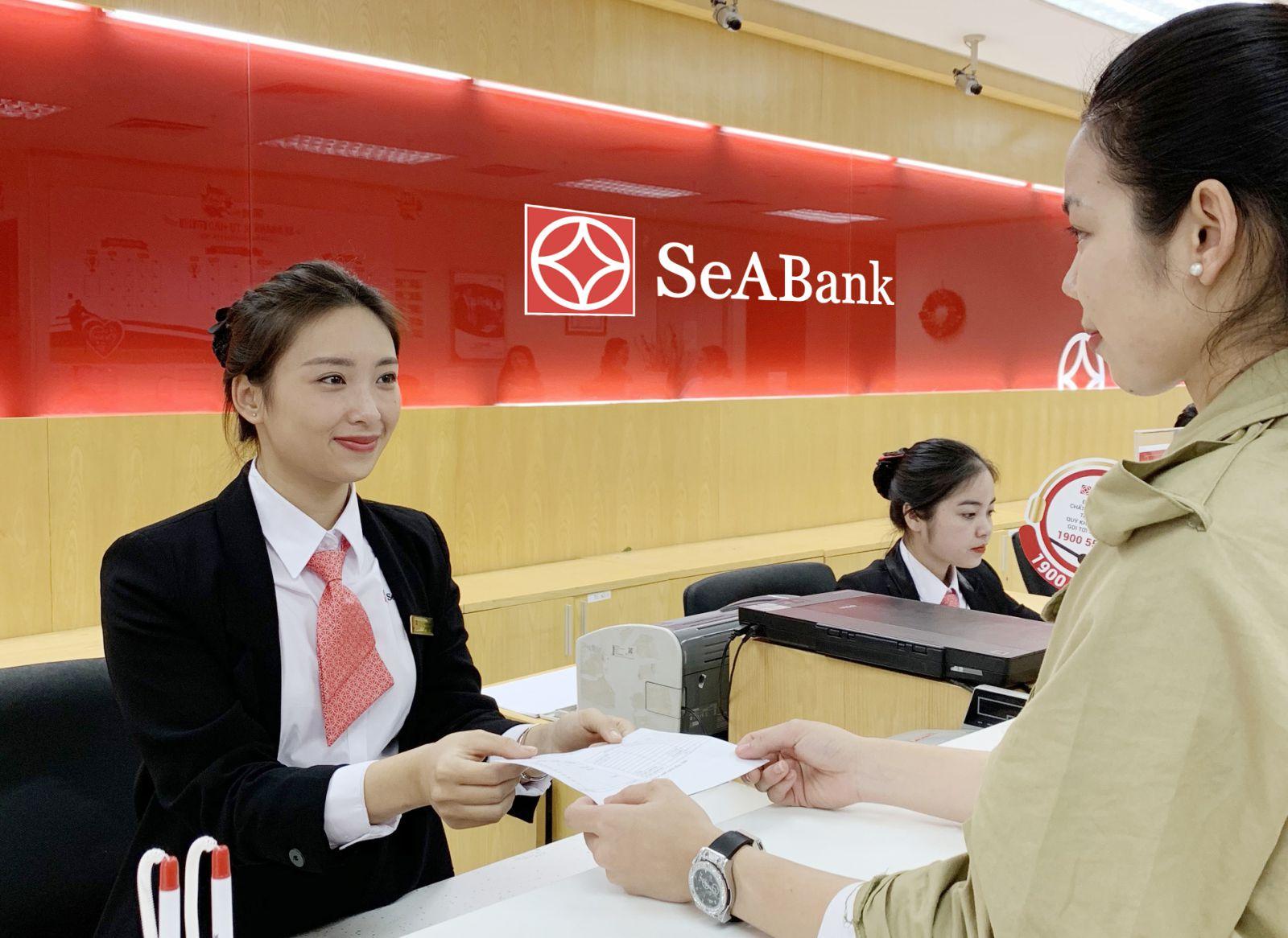 SeABank lãi quý I cao gấp 2,2 lần cùng kỳ, tỷ lệ nợ xấu giảm xuống 1,8% - Ảnh 1.
