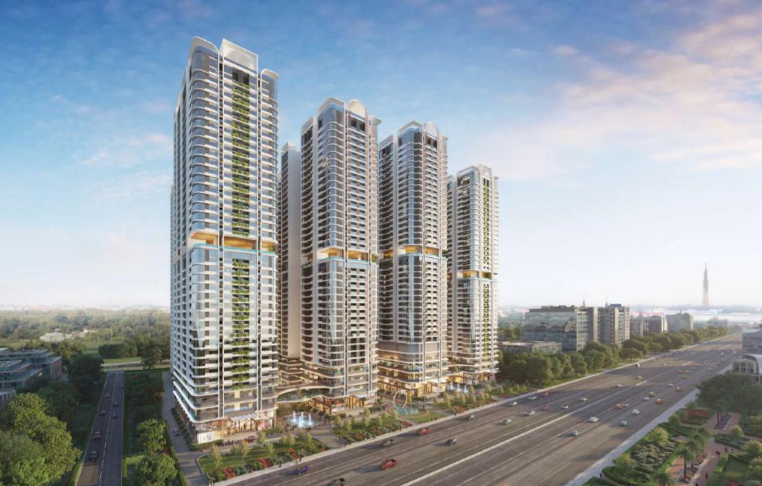 Phát Đạt muốn mua doanh nghiệp vốn 1.000 tỷ, phát triển dự án Bình Dương Tower - Ảnh 2.
