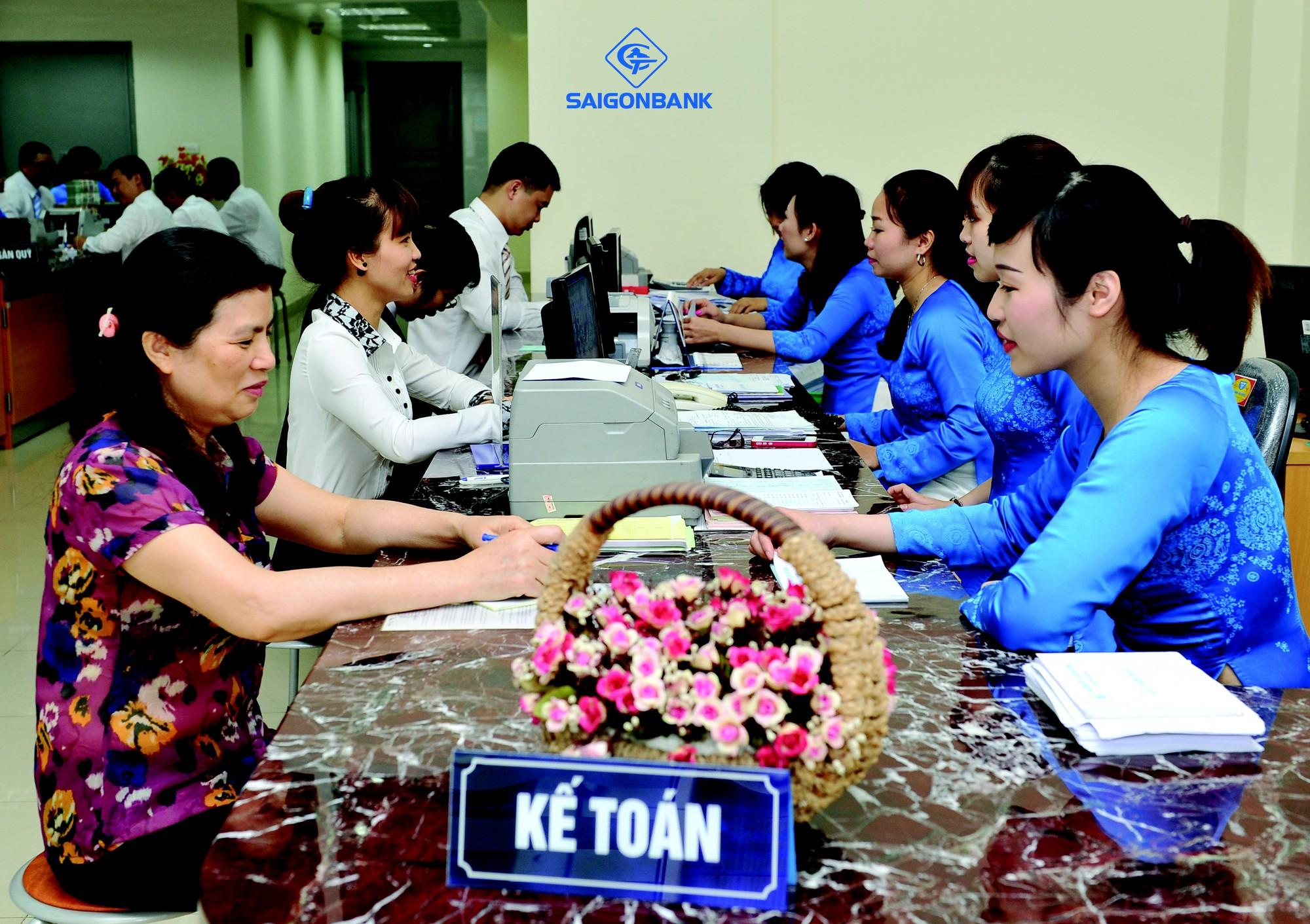 Lãi suất ngân hàng Saigonbank cập nhật tháng 4/2021 - Ảnh 1.
