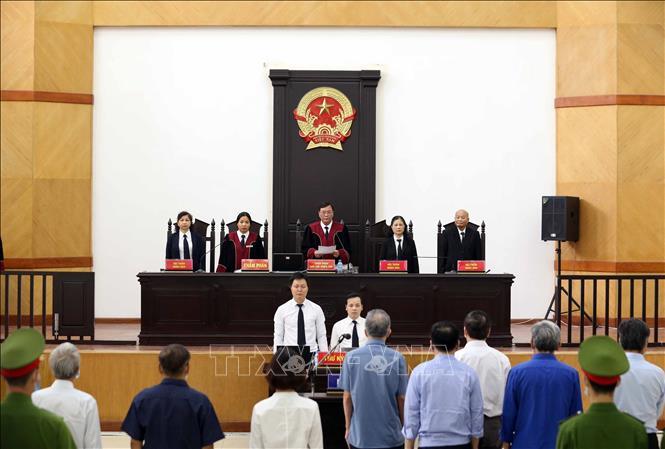 Xét xử Vũ Huy Hoàng và đồng phạm: Đầu tư dự án bất chấp các Nghị quyết của Chính phủ - Ảnh 2.