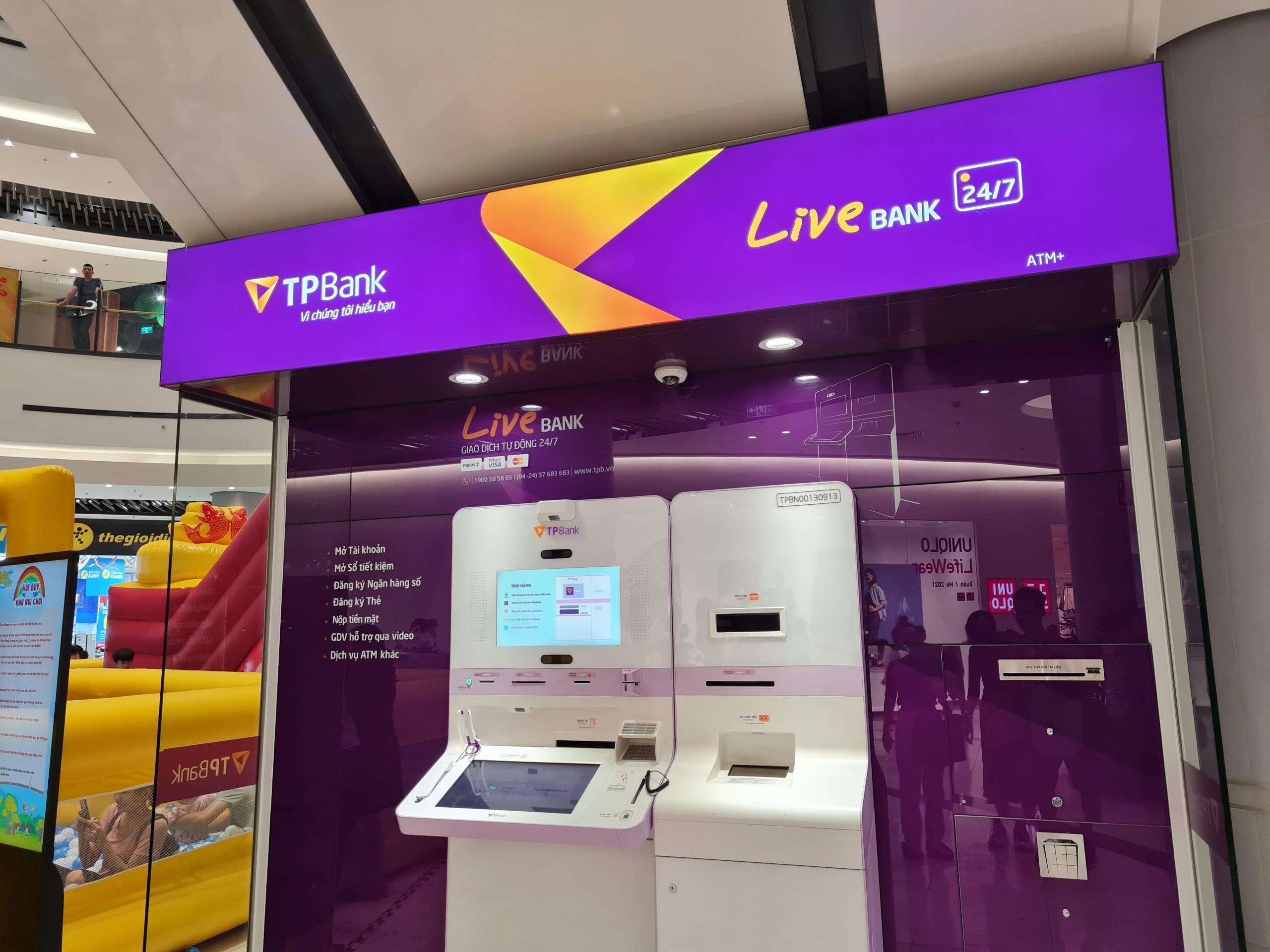 TPBank lãi 1.422 tỷ đồng trong quý I/2021, tăng gần 41% so với cùng kỳ - Ảnh 1.