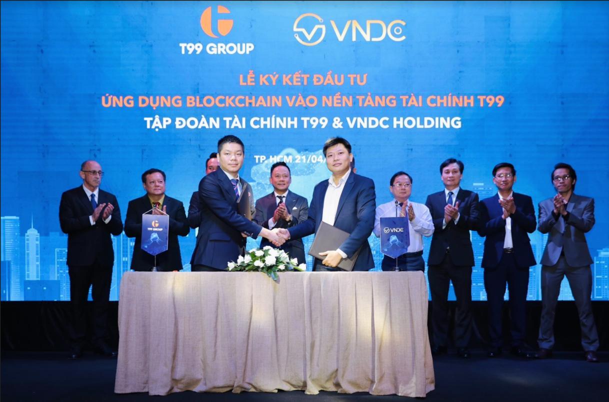Tập đoàn Tài Chính T99 ứng dụng công nghệ blockchain vào ngành vay cầm cố tại Việt Nam - Ảnh 1.