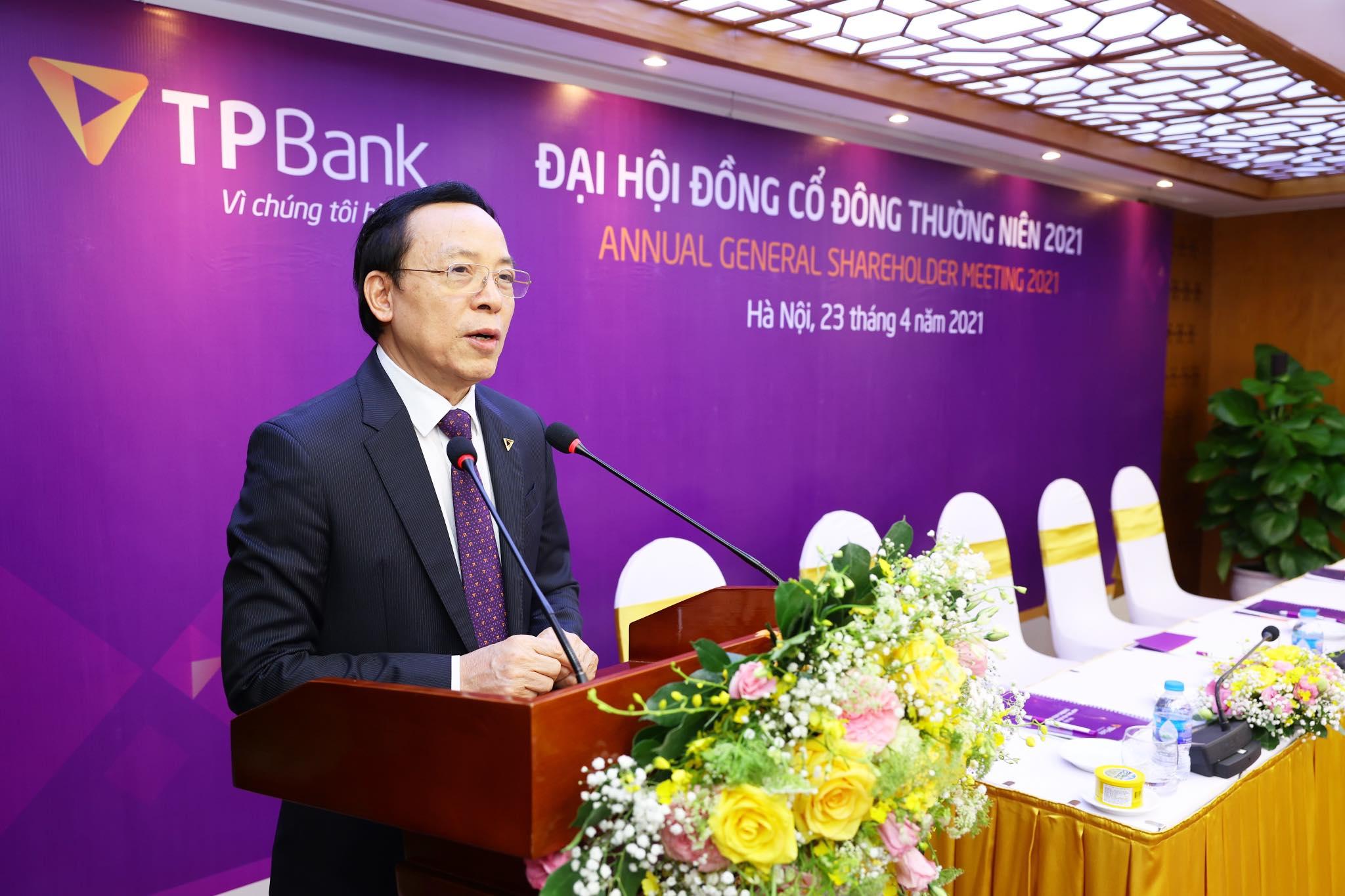 Chủ tịch Đỗ Minh Phú: TPBank có thể chia cổ tức bất cứ lúc nào - Ảnh 1.