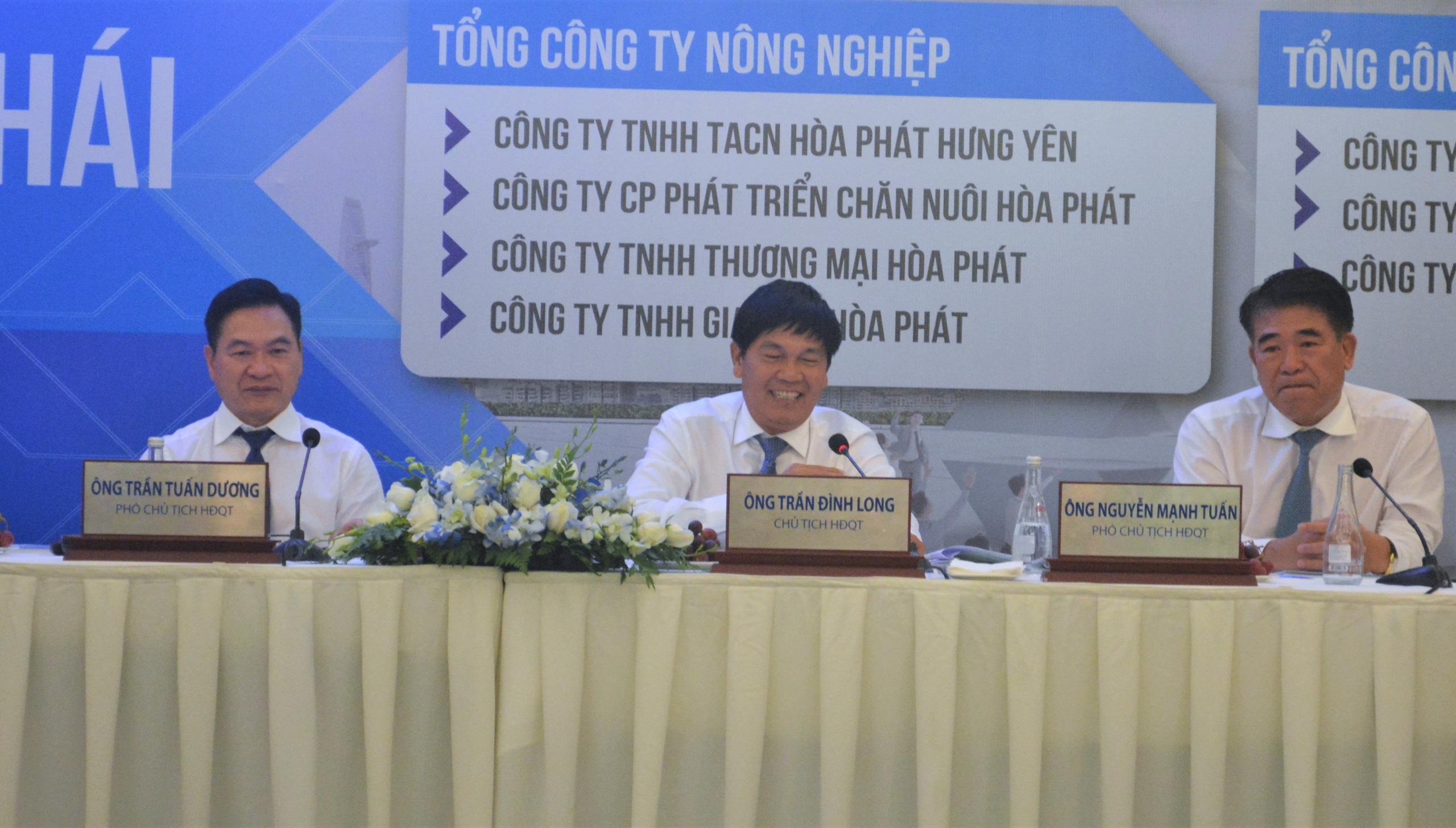 Doanh thu nông nghiệp của Hòa Phát giảm 19% - Ảnh 2.
