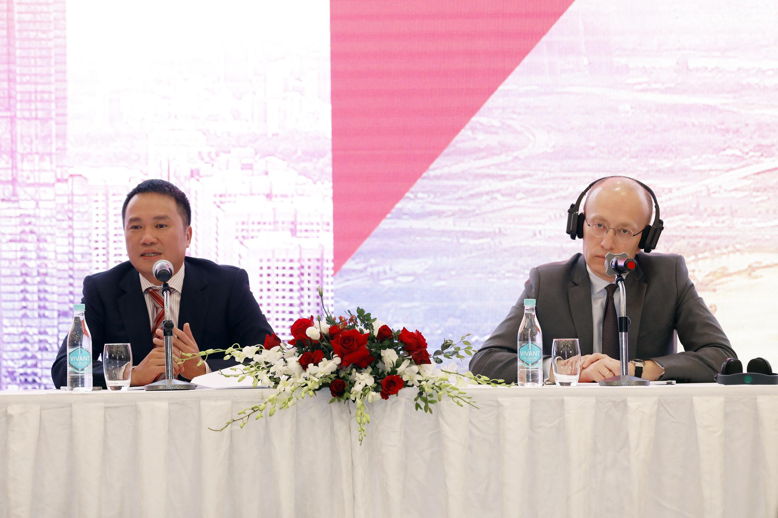CEO Techcombank: Ưu thế về CASA giúp chúng tôi có lợi thế trong mảng cho vay bất động sản - Ảnh 1.
