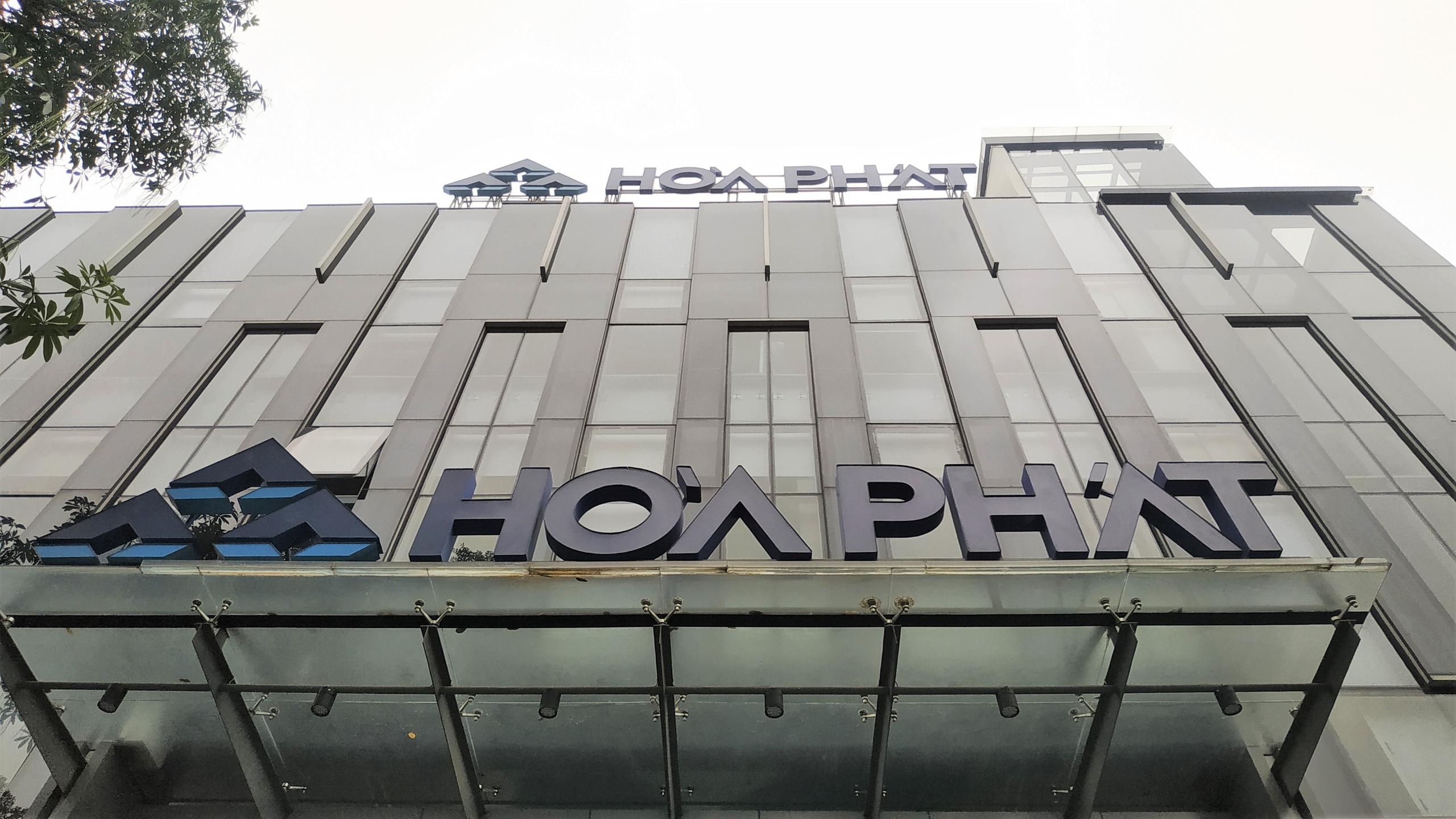 Con trai Chủ tịch Trần Đình Long dự chi hơn 300 tỷ mua thêm cổ phiếu Hòa Phát - Ảnh 1.