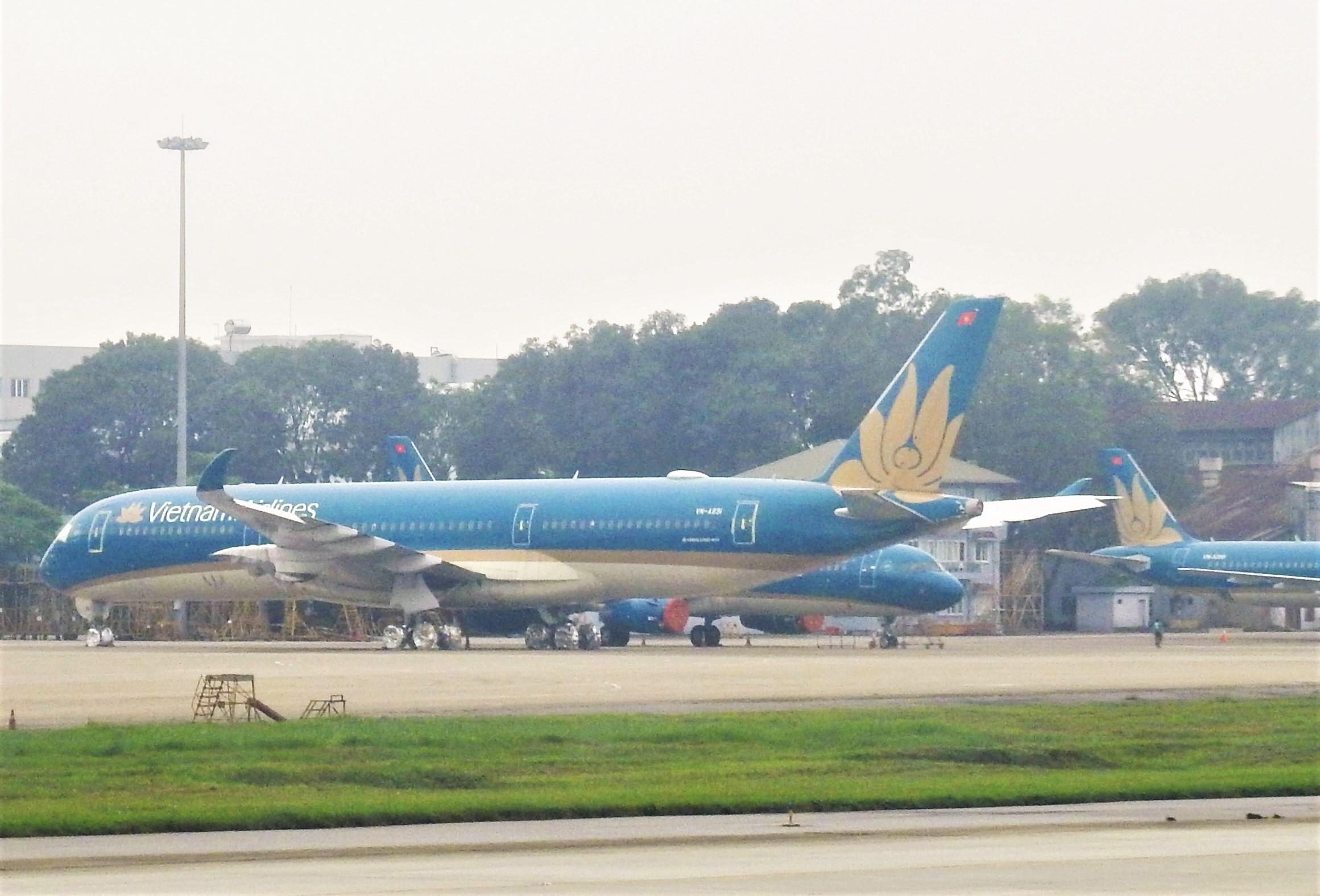 Bamboo Airways và Vietnam Airlines cất cánh đúng giờ trên 98% số chuyến - Ảnh 1.