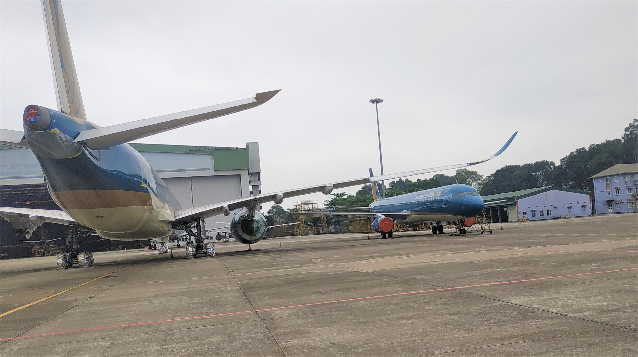 Vietnam Airlines âm vốn chủ sở hữu 2.570 tỷ đồng - Ảnh 1.