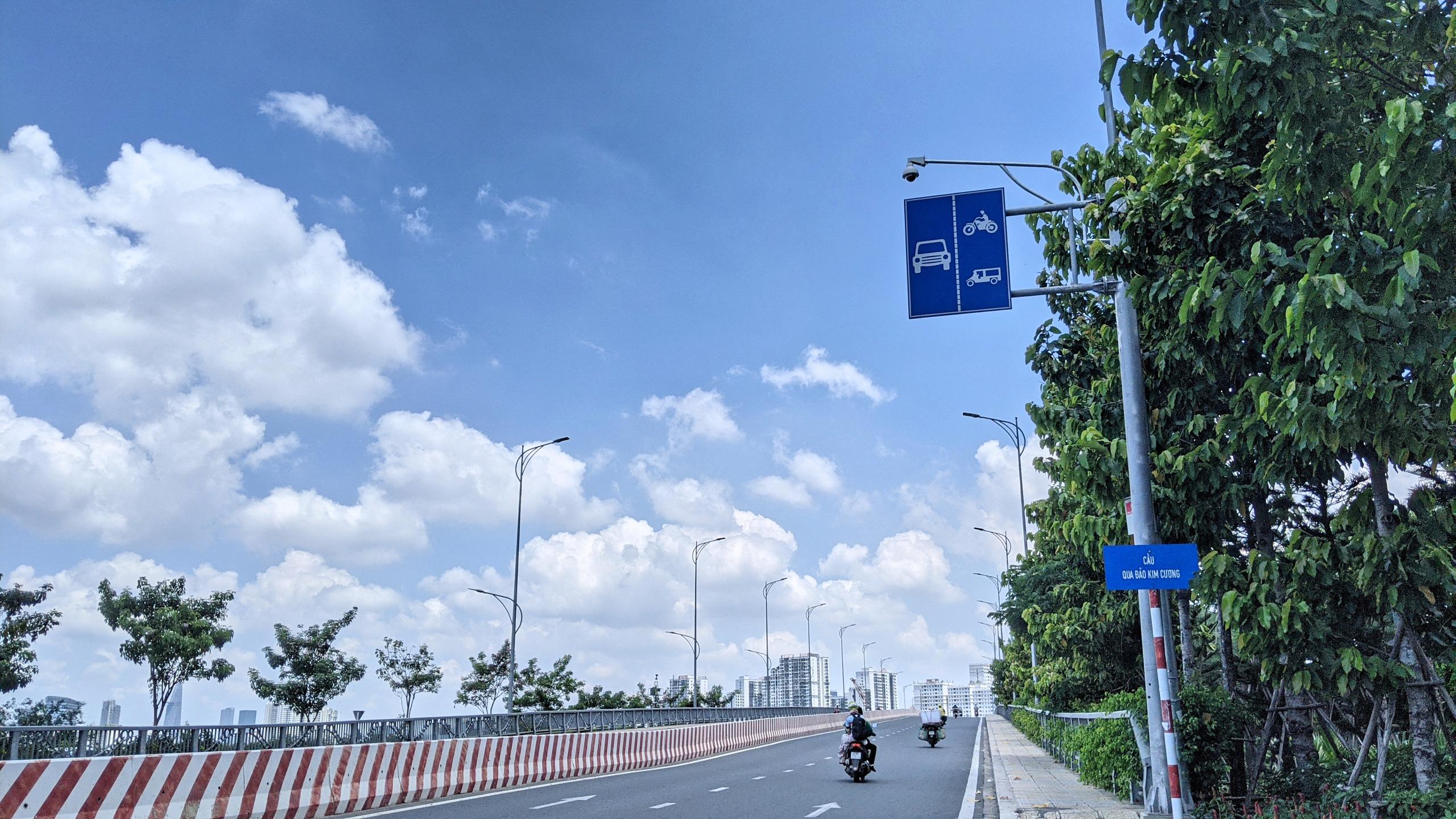 Ngắm những tuyến đường vừa được đặt tên ở TP Thủ Đức - Ảnh 4.