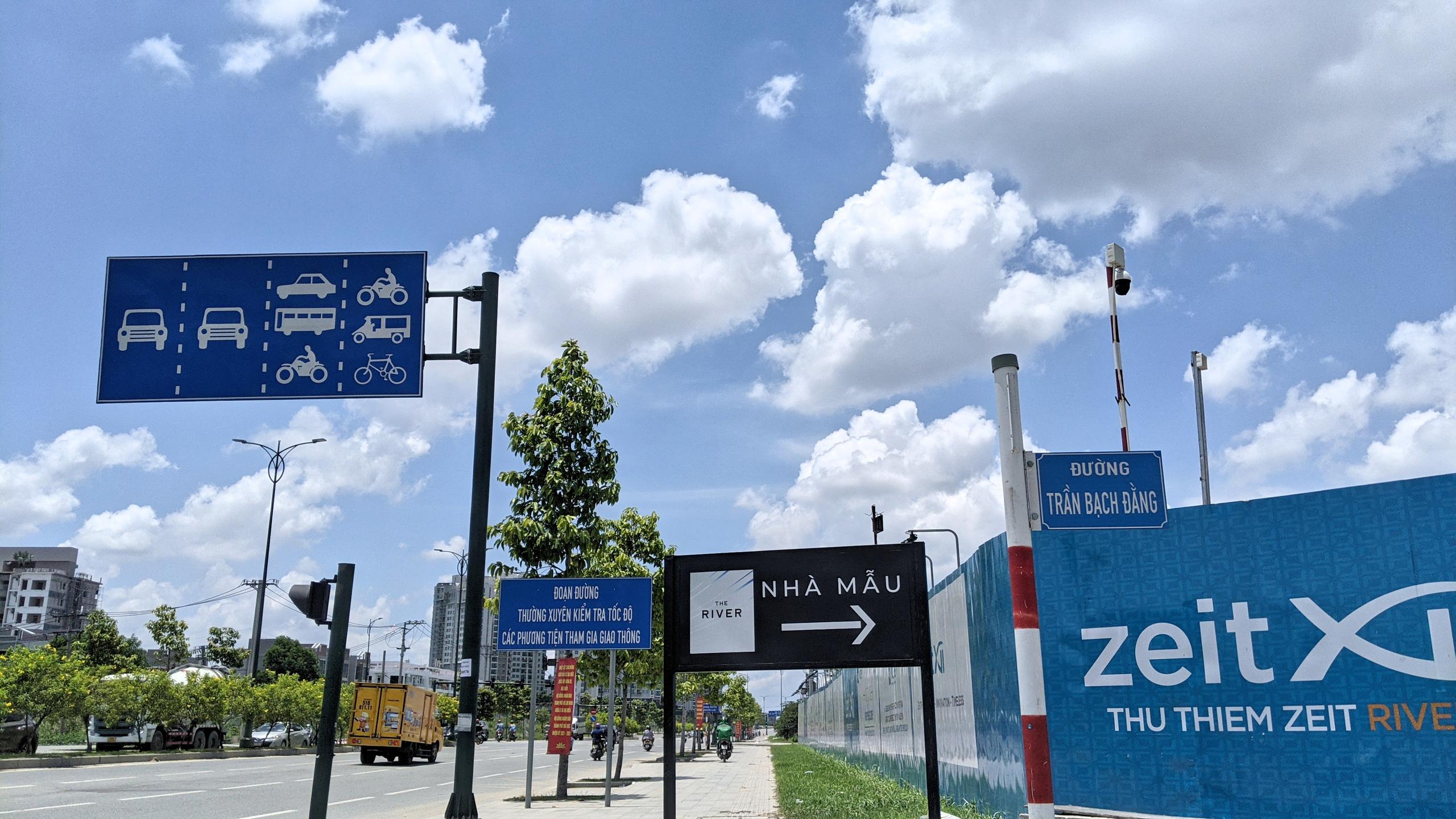Ngắm những tuyến đường vừa được đặt tên ở TP Thủ Đức - Ảnh 10.