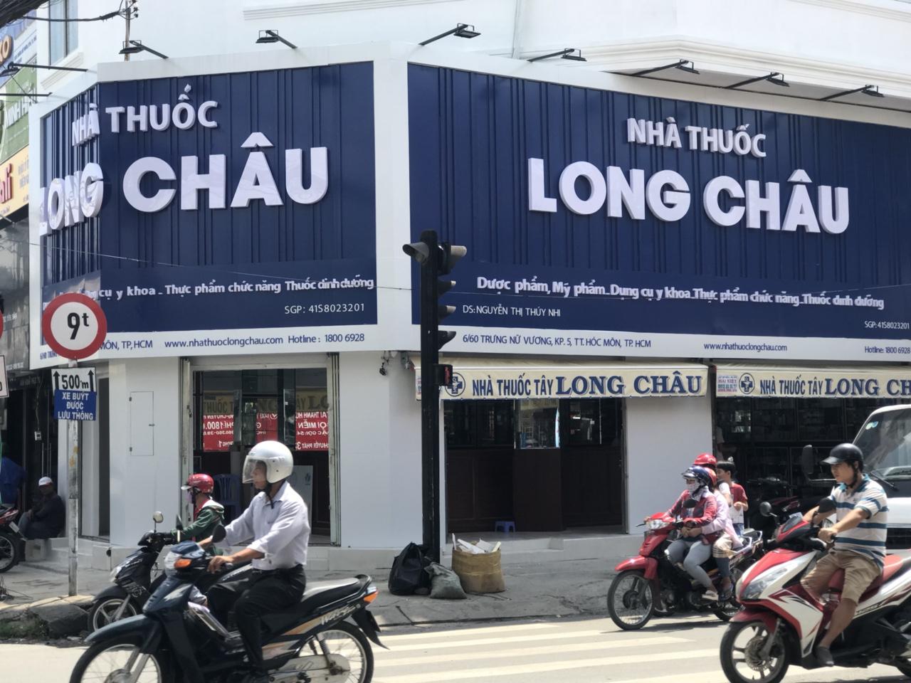 FPT Retail muốn chuỗi Long Châu có lãi vào cuối năm, khi mang về 582 tỷ đồng doanh thu quý I - Ảnh 1.