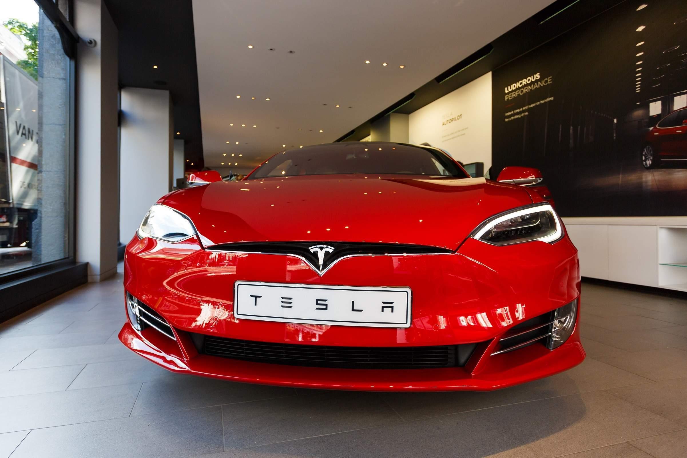 Doanh thu quý I/2021 của Tesla vượt xa dự báo - Ảnh 1.