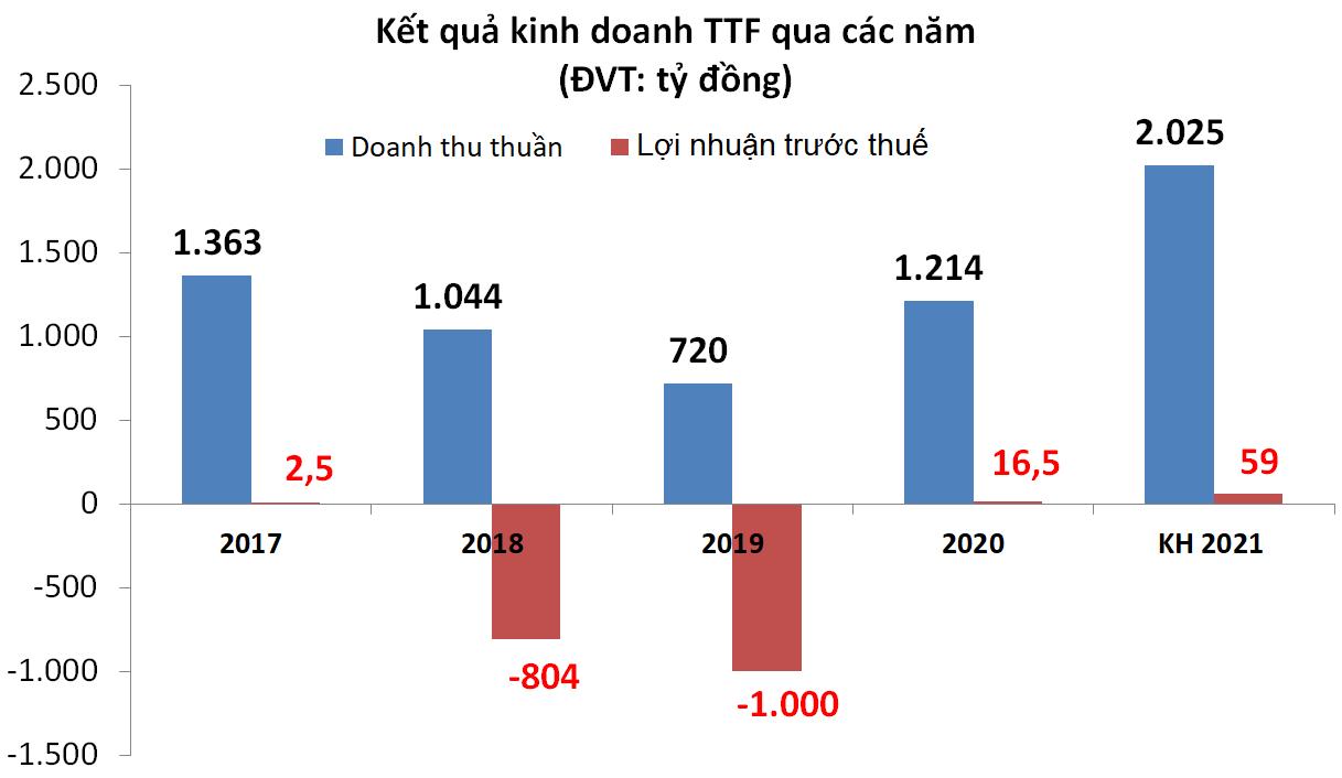 Ông Mai Hữu Tín: 'Cuối năm nay hoặc đầu năm sau cổ phiếu TTF sẽ trở lại mức 10.000 đồng' - Ảnh 2.