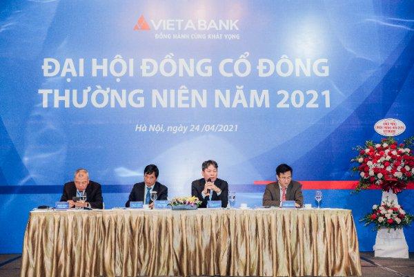 VietABank đặt mục tiêu tăng 61% lợi nhuận năm 2021, tăng vốn lên 5.400 tỷ đồng - Ảnh 2.
