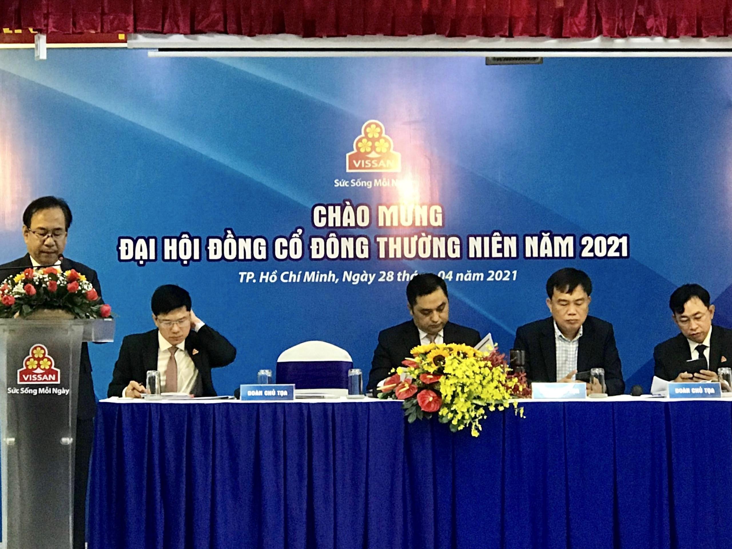 Vissan (VSN): Tiếp tục không chia cổ tức, dự báo năm 2021 khó khăn, kế hoạch lãi chỉ 180 tỷ đồng - Ảnh 1.