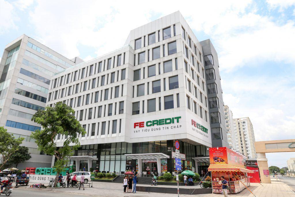 FE Credit nâng vốn lên gần 11.000 tỷ đồng - Ảnh 1.