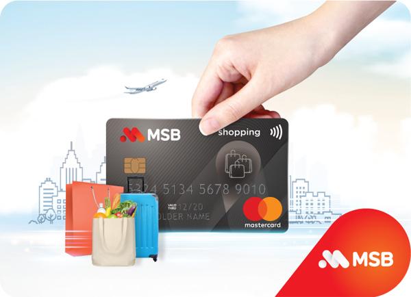 Lãi suất thẻ tín dụng MSB cập nhật mới nhất năm 2021 - Ảnh 1.