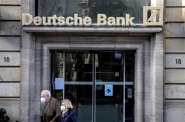 Deutsche Bank công bố lợi nhuận hàng quý cao nhất kể từ năm 2014 - Ảnh 1.