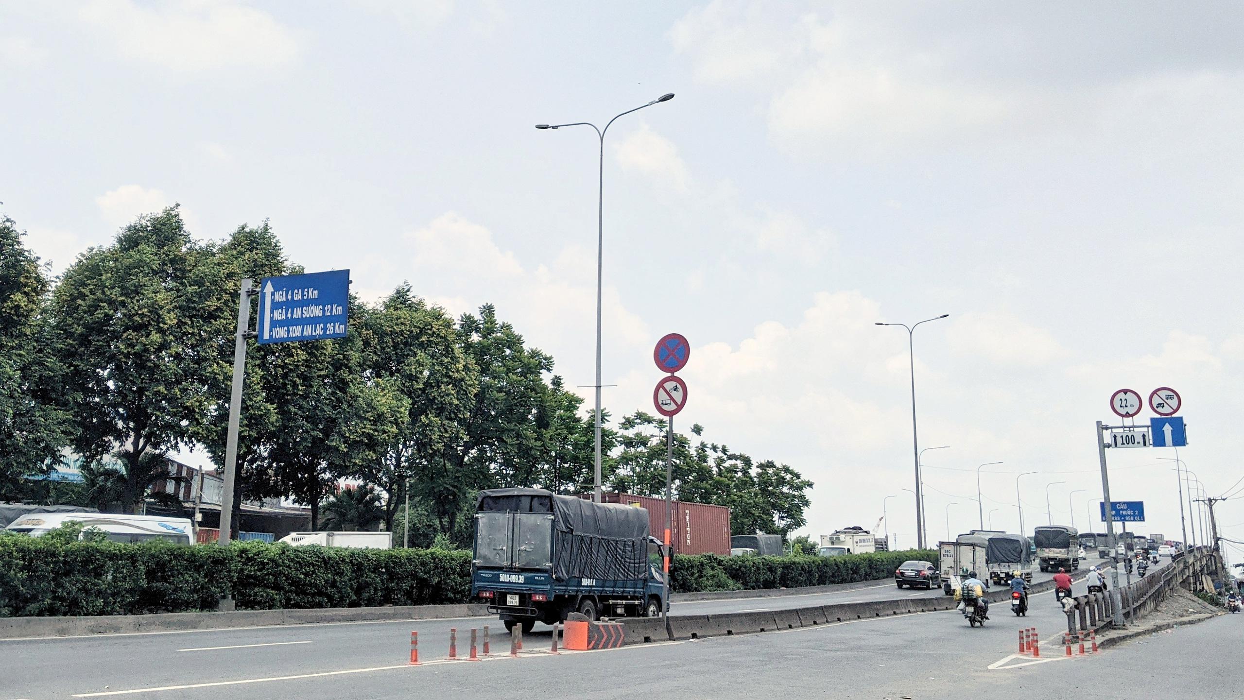 Những công trình kết nối TP Thủ Đức với bờ Tây sông Sài Gòn - Ảnh 1.