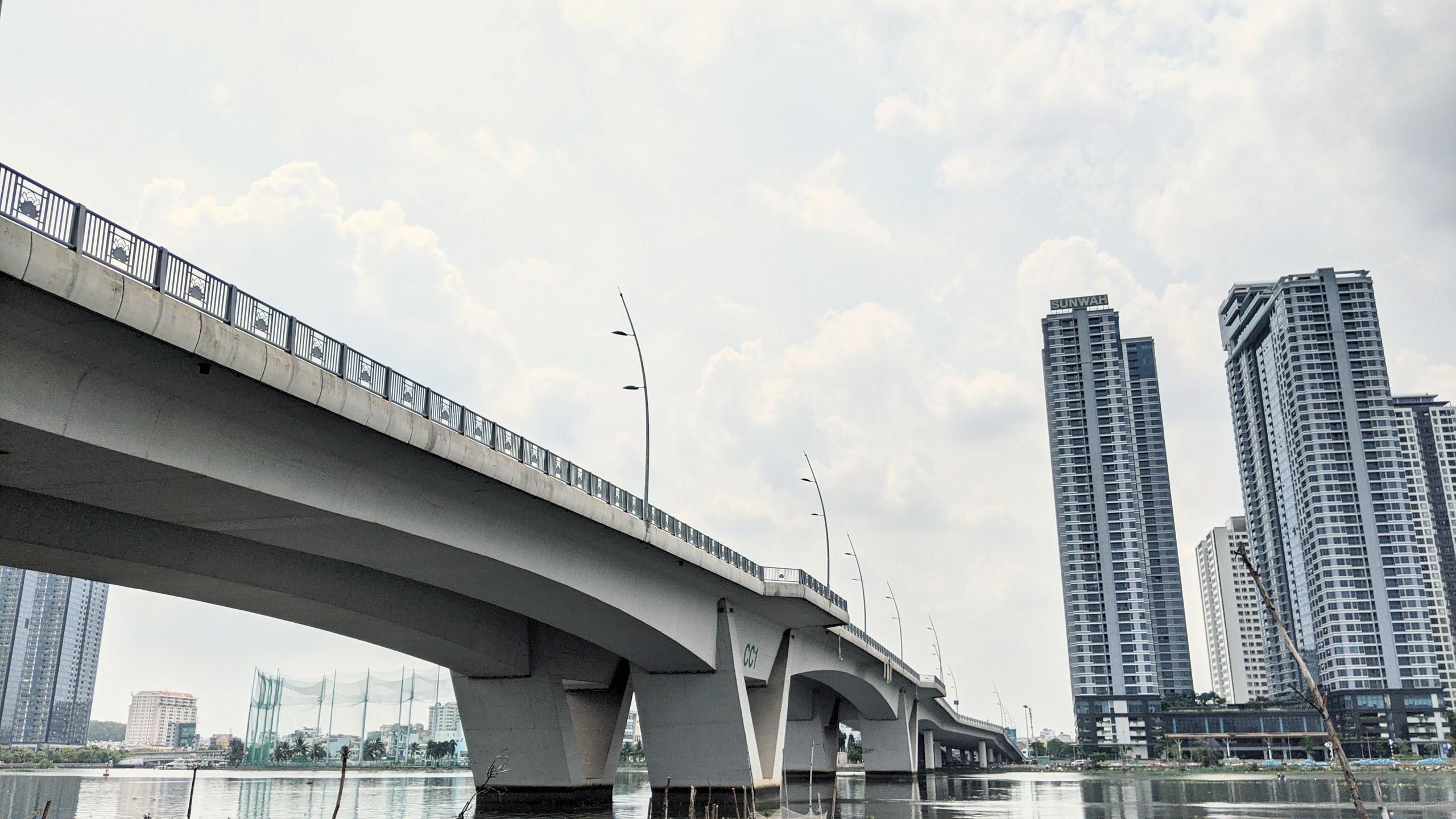 Những công trình kết nối TP Thủ Đức với bờ Tây sông Sài Gòn - Ảnh 14.